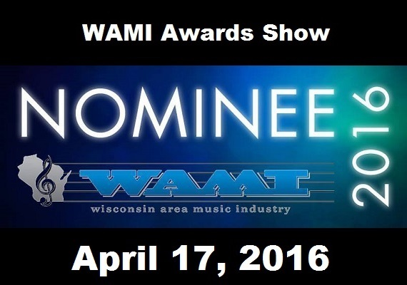 Night Divine is truly honored to have been nominated for a 2016 WAMI Award.