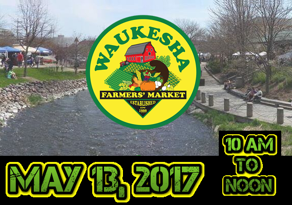 Night Divine is once again proclaiming the faithfulness of God live at the Waukesha Farmers' Market. This year we'll be there from 10 til noon on Saturday, May 13, 2017
