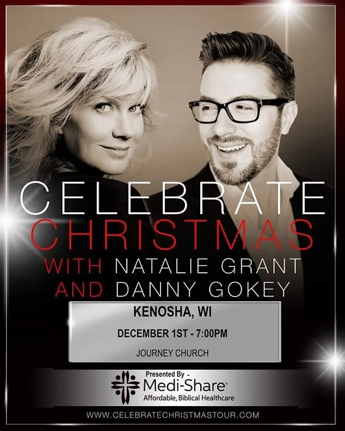 Celbrate Christmas with Natalie Grant and Danny Gokey